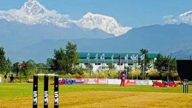 Photo of मैत्रीपूर्ण एक दिवसीय क्रिकेट ऋंखलामा नेपालको जित