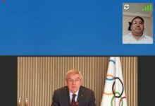 """Photo of """"Tokyo Olympic 2020"""" to have the title unchanged despite the postponement"""