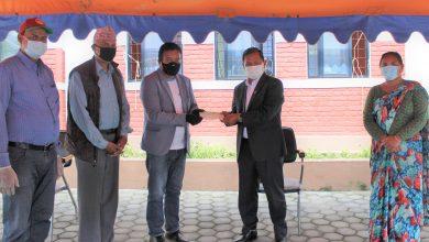 Photo of मञ्च द्वारा गण्डकी प्रदेश सरकार र पोखरा महानगरको राहत कोषमा सहयोग