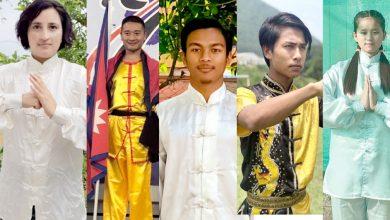 Photo of उमा कुङफुको भर्चुअल प्रतिष्पर्धामा नेपाललाई चार स्वर्ण