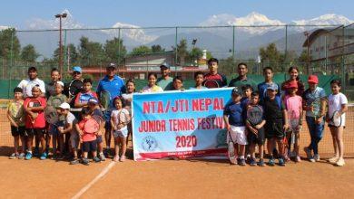 Photo of पोखरामा एनटिए जेटिआई टेनिस फेष्टिभल कार्यक्रम सम्पन्न (भिडियो सहित)