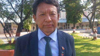 Photo of पोखरालाई फुटबलको अन्तर्राष्ट्रिय हव बनाउन चाहन्छौ–एन्फा अध्यक्ष शेर्पा