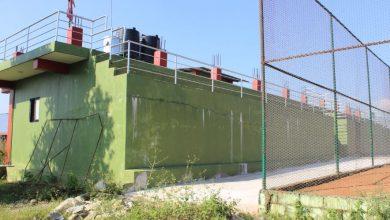 Photo of पोखरा रंगशालामा २ करोड ४२ लाखमा निर्मित टेनिस भवन प्रयोगमा नआउँदै चिरा पर्यो, कामै नलाग्ने भयो क्ले कोर्ट पनि