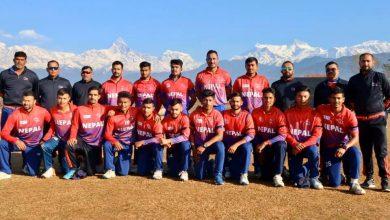 Photo of क्रिकेट खेलाडीहरुको पुनः वर्गीकरण गरिने