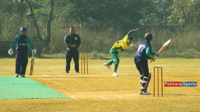 Photo of गण्डकी प्रदेश क्रिकेट : खत्रीको घातक बलिङ्गमा कास्की ३१ रनले विजयी