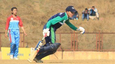Photo of पिएम कप महिला क्रिकेट : बागमतीलाई हराउँदै सुदूर पश्चिम सेमिफाइनलमा
