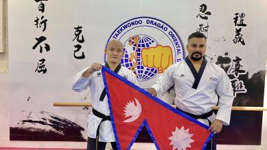 Photo of सिकागो ओपन तेक्वान्दोमा नेपाली खेलाडीलाई सफलता