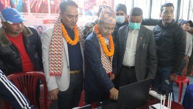 Photo of नेपाल ओपन अन्तर्राष्ट्रिय तेक्वान्दो शुरु, साग स्वर्ण विजेता पार्वतीलाई स्वर्ण