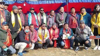Photo of गण्डकी प्रदेश फुटबल संघको पुनर्गठन, अध्यक्षमा लमजुङका लोकेन्द्र