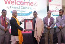 Photo of सागमा दोहोरो पदक विजेता मन्डे मनास्लुद्वारा सम्मानित