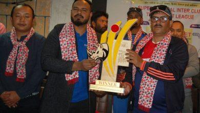 Photo of पोखरामा फागनु १७ गतेबाट अन्तर क्लव राष्ट्रिय क्रिकेट प्रतियोगिता हुने