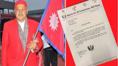 Photo of 'स्पोर्टस फर अल कमिसन' गण्डकीको अध्यक्षमा रानाभाट