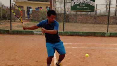 Photo of चौथो बुटवल ओपन टेनिसमा पोखरेली खेलाडीहरुको उत्कृष्ट शुरुवात