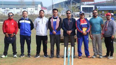 Photo of इन्टर क्लव टी–ट्वान्टी क्रिकेट : चितवनको विजयी शुरुवात