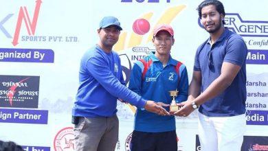 Photo of पोखरामाटी–ट्वान्टी क्रिकेट जारी, समुह 'बि'को खेल रोमाञ्चक मोडमा