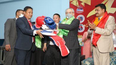 Photo of हाप्किडोको राष्ट्रिय च्याम्पियनशिप काठमाडौमा सुरु