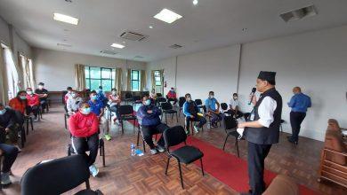 Photo of NOC Organizes Awareness Program for The Athlete