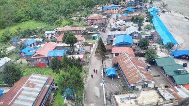 Photo of मनाङ नासोवासीलाई राहत जुटाउँदै राखेप सदस्य गुरुङ, विभिन्न व्यक्ति तथा संघ संस्थाहरुबाट १ लाख २५ हजार सहयोग