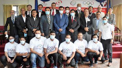 Photo of NOC Celebrates 'Olympic Day'