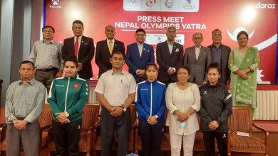 Photo of ओलम्पिकमा खेलाडी सहित नेपालबाट २६ जना जाँदै, यस्तो छ नामावली