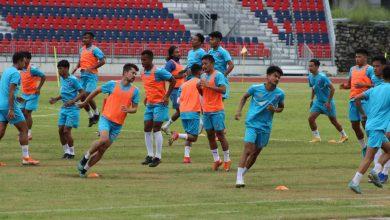 Photo of नेपाल भारत मैत्रीपूर्ण फुटबलः २–१ ले नेपाल पराजित