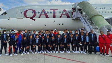 Photo of राष्ट्रिय फुटबल टोली कतार प्रस्थान