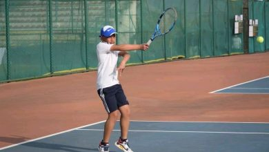 Photo of बीर गणेशमान स्मृती टेनिसमा स्पन्दन र दर्शिल सेमीफाइनलमा