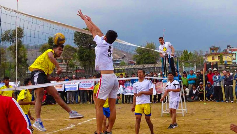 Photo of चौथो अभियान भलिबल प्रतियोगिता भोलि शुरु हुने, सम्पूर्ण तयारी सकियो